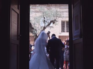 Le nozze di Alessia e Marco 1