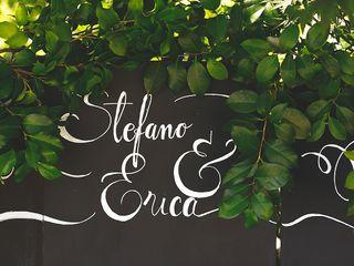 Le nozze di Erica e Stefano 1