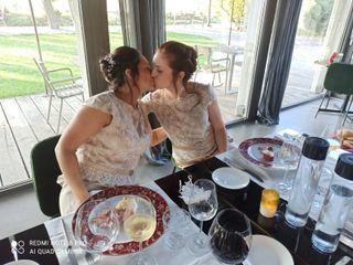 Le nozze di Francesca e Carla 1