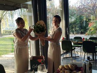 Le nozze di Francesca e Carla