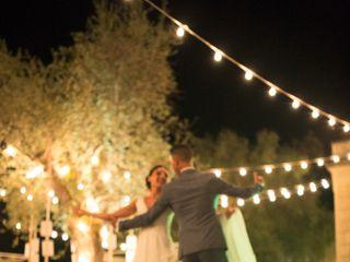 Le nozze di Madalina e Giuseppe