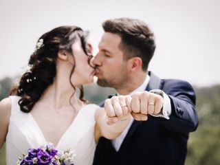 Le nozze di Deborah e Loris