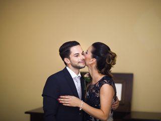 Le nozze di Francesca e Denis 1