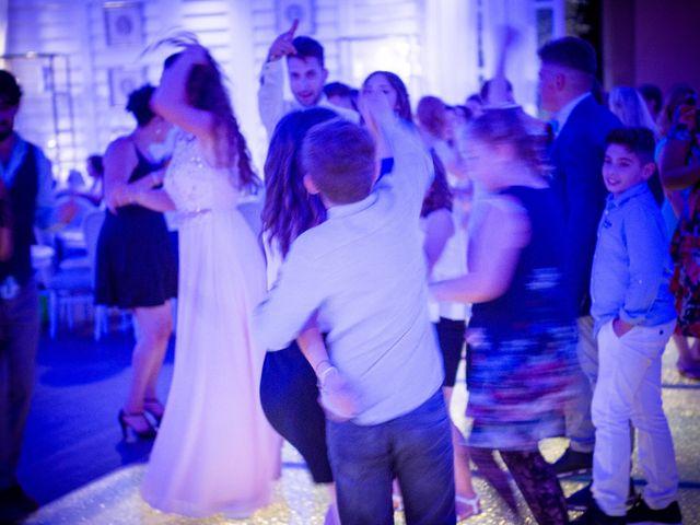 Il matrimonio di Giuseppe e Debora a Grottaminarda, Avellino 136