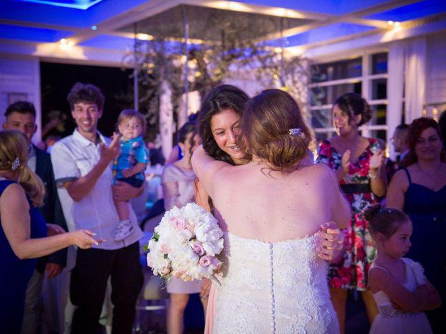 Il matrimonio di Giuseppe e Debora a Grottaminarda, Avellino 143