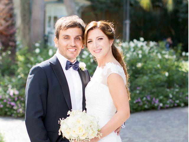Le nozze di Rosa e Agostino