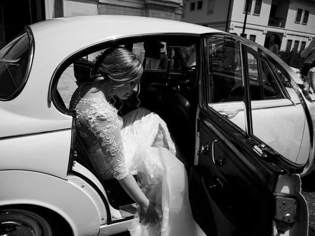 Il matrimonio di Riccardo e Klaudja a Camponogara, Venezia 3