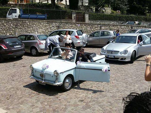 Il matrimonio di paolo e sara a Stezzano, Bergamo 6