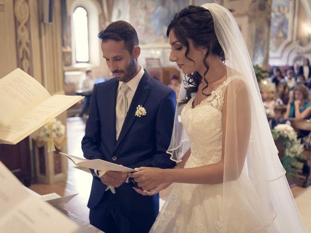 Il matrimonio di Matteo e Angela a Parma, Parma 19