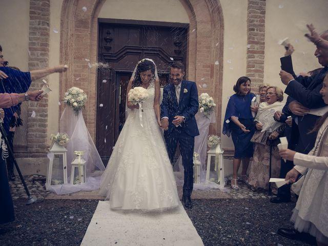 Il matrimonio di Matteo e Angela a Parma, Parma 28
