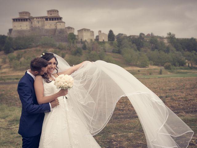 Il matrimonio di Matteo e Angela a Parma, Parma 37