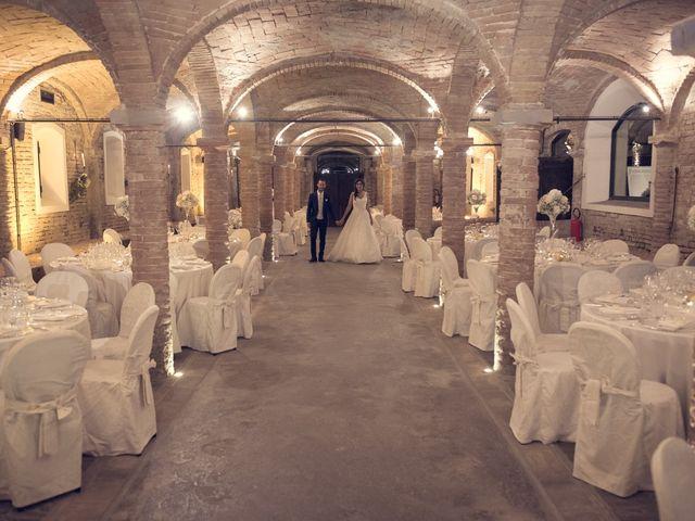 Il matrimonio di Matteo e Angela a Parma, Parma 42