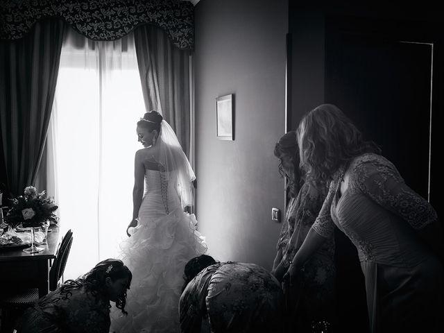 Il matrimonio di Marco e Emma a San Donato Val di Comino, Frosinone 34