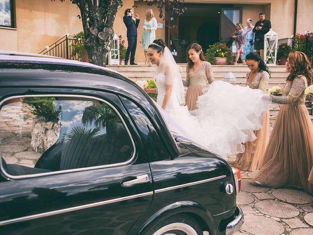 Il matrimonio di Marco e Emma a San Donato Val di Comino, Frosinone 47