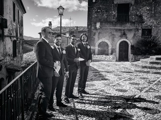 Il matrimonio di Marco e Emma a San Donato Val di Comino, Frosinone 53