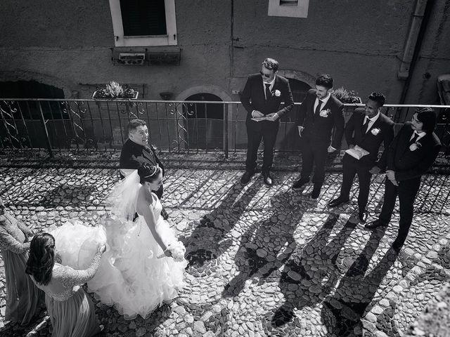 Il matrimonio di Marco e Emma a San Donato Val di Comino, Frosinone 54