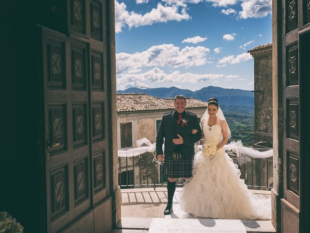 Il matrimonio di Marco e Emma a San Donato Val di Comino, Frosinone 56