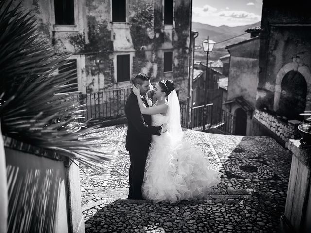 Il matrimonio di Marco e Emma a San Donato Val di Comino, Frosinone 68