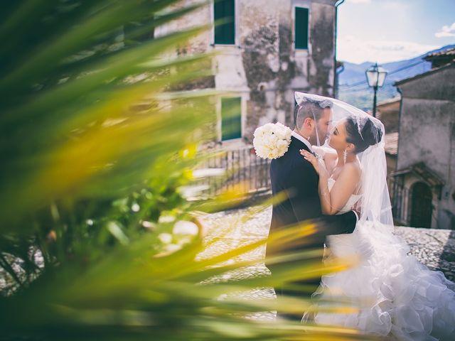 Il matrimonio di Marco e Emma a San Donato Val di Comino, Frosinone 70