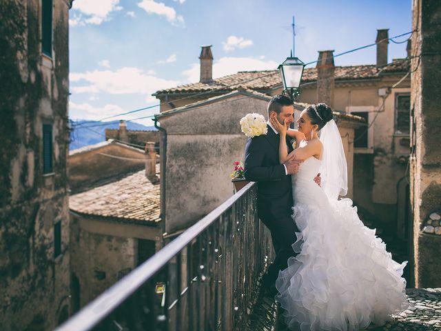 Il matrimonio di Marco e Emma a San Donato Val di Comino, Frosinone 73