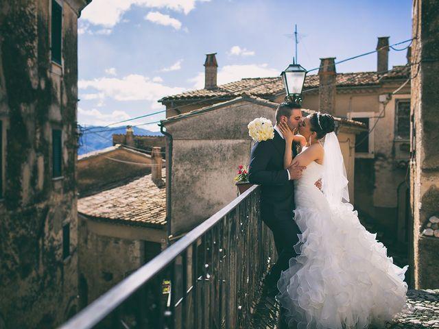 Il matrimonio di Marco e Emma a San Donato Val di Comino, Frosinone 74