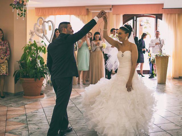 Il matrimonio di Marco e Emma a San Donato Val di Comino, Frosinone 86