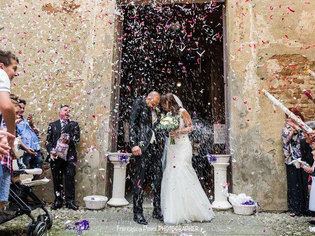 Il matrimonio di Luca e Marsela a Oviglio, Alessandria 5