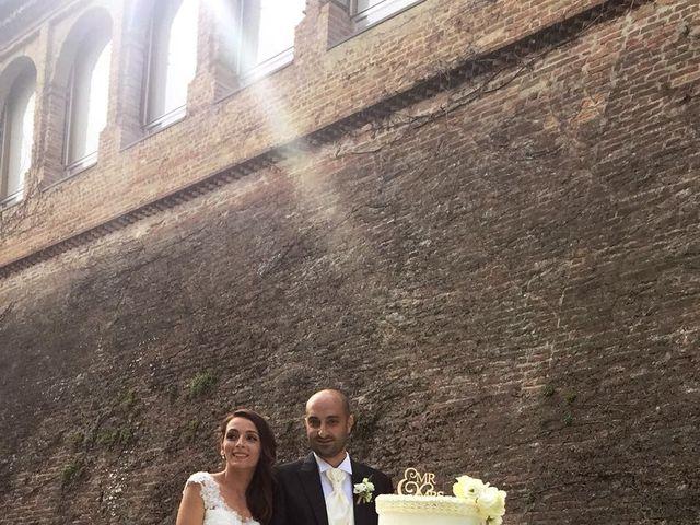 Il matrimonio di Luca e Marsela a Oviglio, Alessandria 8