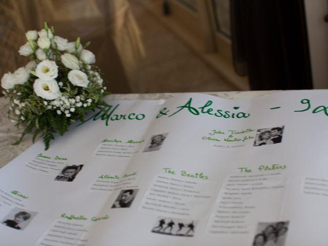 Il matrimonio di Marco e Alessia a Castelfidardo, Ancona 24