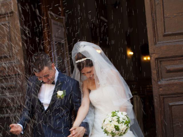Il matrimonio di Marco e Alessia a Castelfidardo, Ancona 18