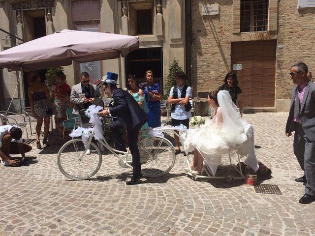 Il matrimonio di Marco e Alessia a Castelfidardo, Ancona 20