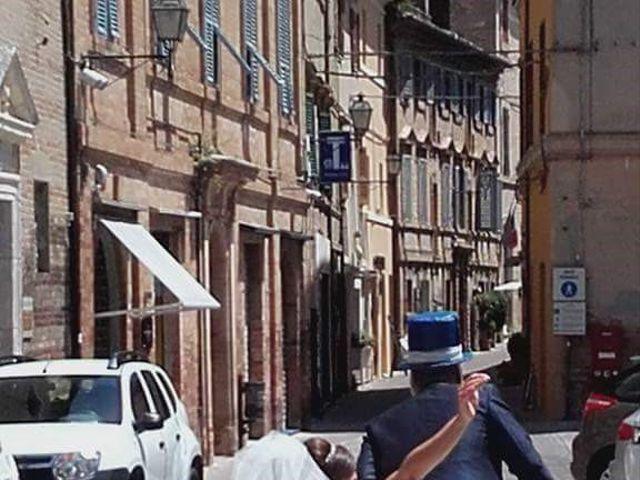 Il matrimonio di Marco e Alessia a Castelfidardo, Ancona 21