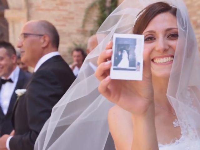 Il matrimonio di Marco e Alessia a Castelfidardo, Ancona 19