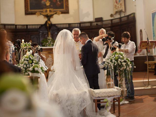 Il matrimonio di Marco e Alessia a Castelfidardo, Ancona 13