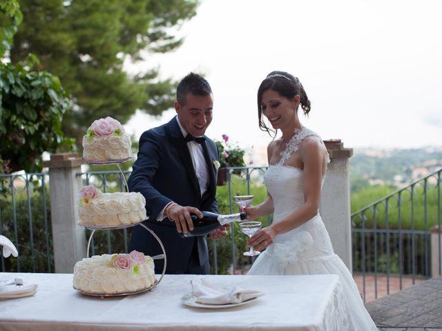 Il matrimonio di Marco e Alessia a Castelfidardo, Ancona 26