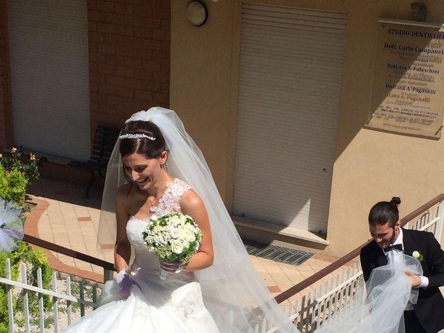 Il matrimonio di Marco e Alessia a Castelfidardo, Ancona 5