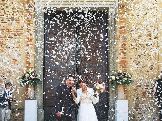Il matrimonio di Stefano e Erica a Bogogno, Novara 22