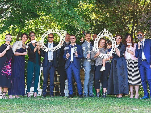 Il matrimonio di Stefano e Erica a Bogogno, Novara 26