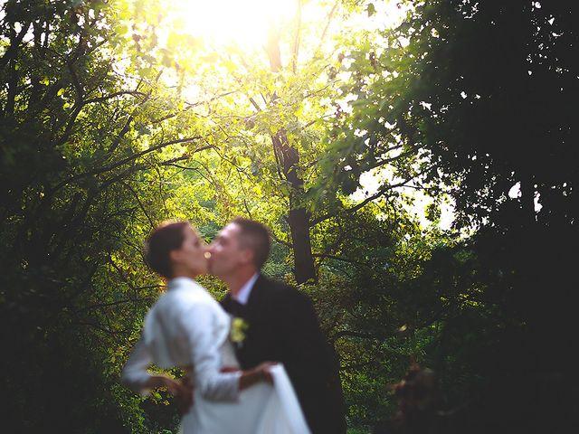 Le nozze di Erica e Stefano