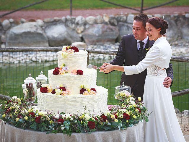 Il matrimonio di Stefano e Erica a Bogogno, Novara 32