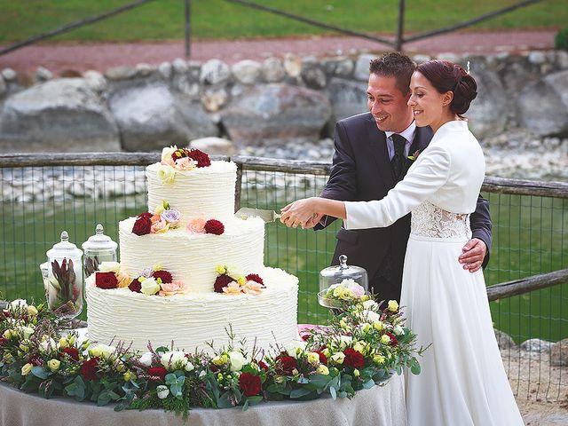 Il matrimonio di Stefano e Erica a Bogogno, Novara 33