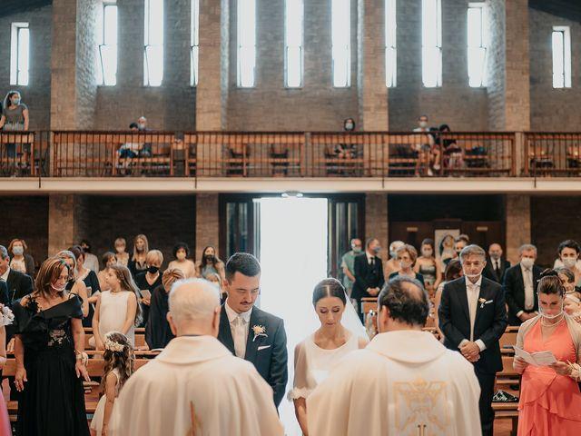 Il matrimonio di Maria Rachele e Giacomo a Perugia, Perugia 31