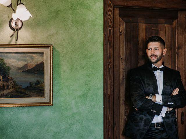 Il matrimonio di Pamela e Simone a Bergamo, Bergamo 12