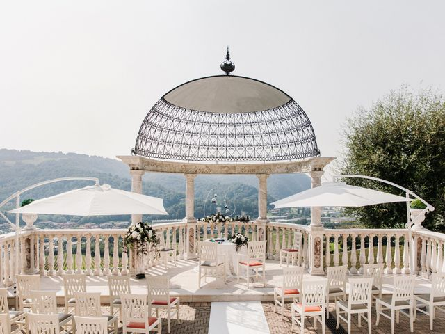Il matrimonio di Pamela e Simone a Bergamo, Bergamo 17