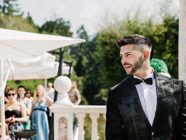 Il matrimonio di Pamela e Simone a Bergamo, Bergamo 21