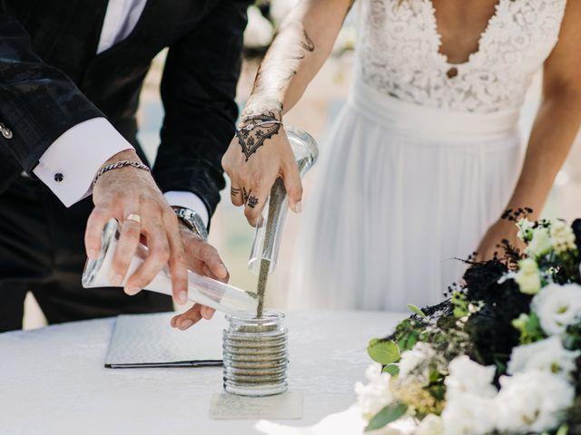 Il matrimonio di Pamela e Simone a Bergamo, Bergamo 25