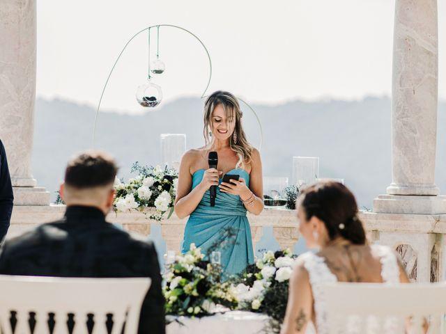 Il matrimonio di Pamela e Simone a Bergamo, Bergamo 27