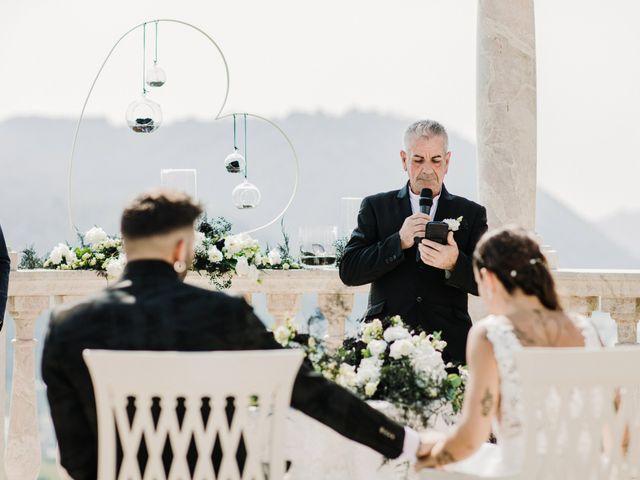 Il matrimonio di Pamela e Simone a Bergamo, Bergamo 28