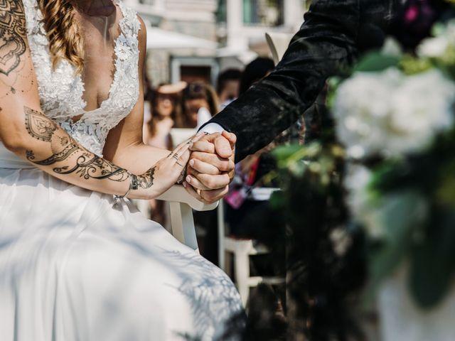 Il matrimonio di Pamela e Simone a Bergamo, Bergamo 29