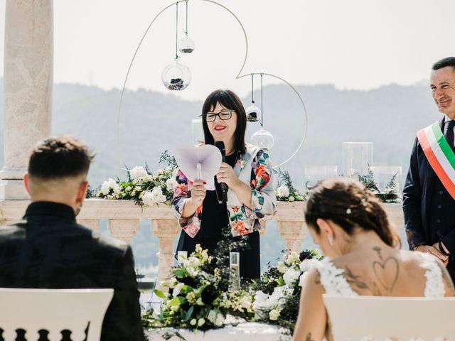 Il matrimonio di Pamela e Simone a Bergamo, Bergamo 30